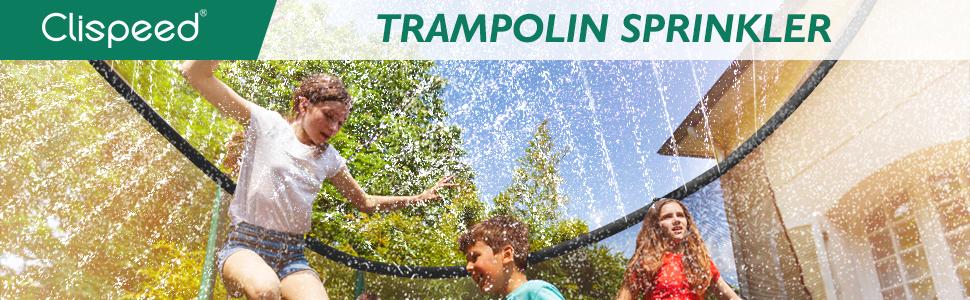 Trampoline Sprinkler