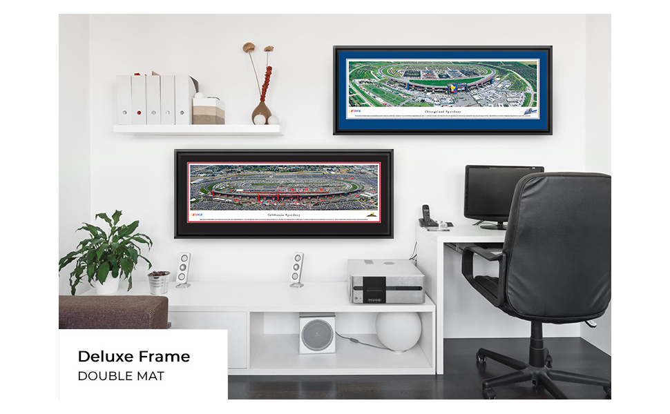 Chicagoland Speedway home office