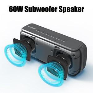 True Wireless Stereo Sound (TWS) and 3D Digital Surround Sound