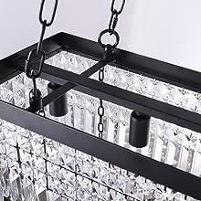 crystal chandelier pendant lighting