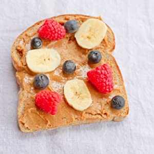 Almond Butter - Non-GMO - Sugar Free - Vegan - Great Source of Omega 3 6