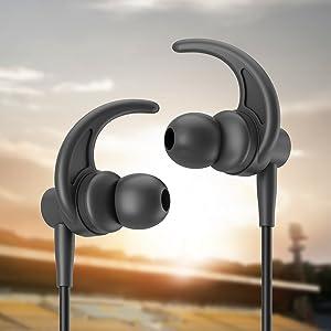 bluetooth earphones, earphones, wireless earphones, earphones with mic, footloose x4, adl, adlmusic
