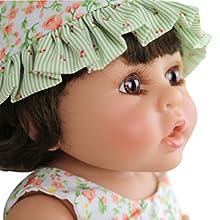 realistic girl baby dolls lifelike toddler dolls girls lifelike reborn baby dolls for girls