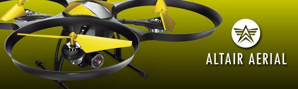 Beginner Drone for Chirstmas, Altair Hornet 818