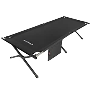 heavy duty oversized camping cot