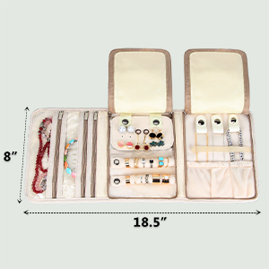 jewelry roll travel case jewelry travel case organizer roll,jewelry travel organizer roll up