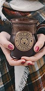 Honey Bear Kitchen Mug