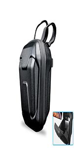 Vislone Große Kapazität Motorradtasche Hecktasche Sport Roller Helm Rücksitz Handtasche Rucksack Für Motorradfahrer Wasserdicht Verschleißfest Auto