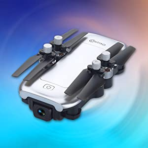 Flashandfocus.com 558d6815-b789-4a63-87fb-c3a9479e8e9a.__CR0,0,2000,2000_PT0_SX300_V1___ Contixo F30 Drone for Kids & Adults WiFi 4K UHD Camera and GPS, FPV Quadcopter for Beginners, Foldable mini drone…