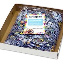 jigsaw puzzle, springbok