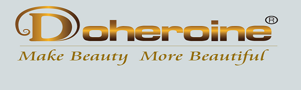 Doheroine Lace Front Wigs Human Hair