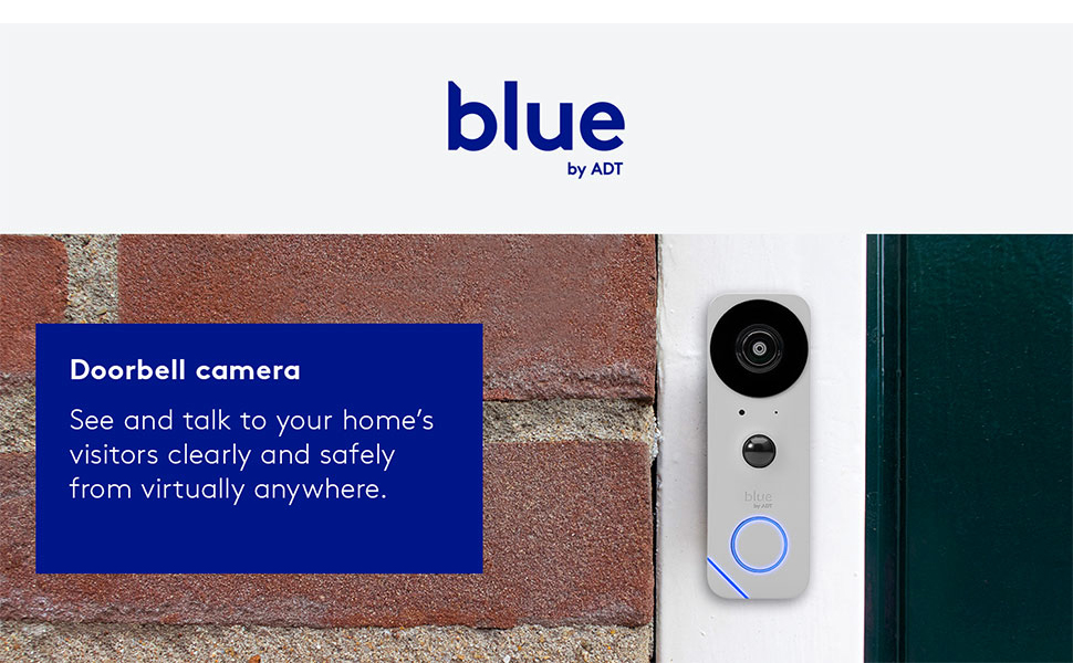Blue by ADT Doorbell