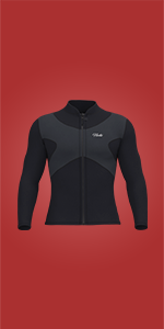 Hevto X-Male Wetsuit Tops