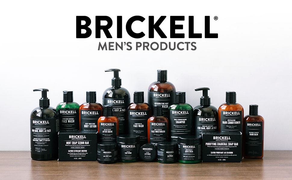 skincare, skin, care, grooming, men, mens, for men, brickell