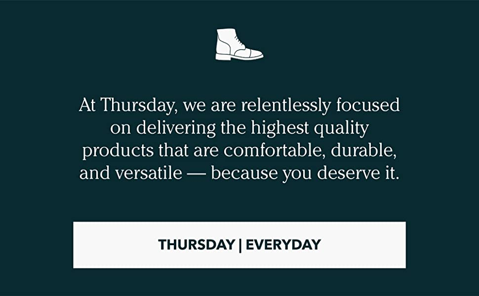 thursday boot company delivering highest quality at honest prices