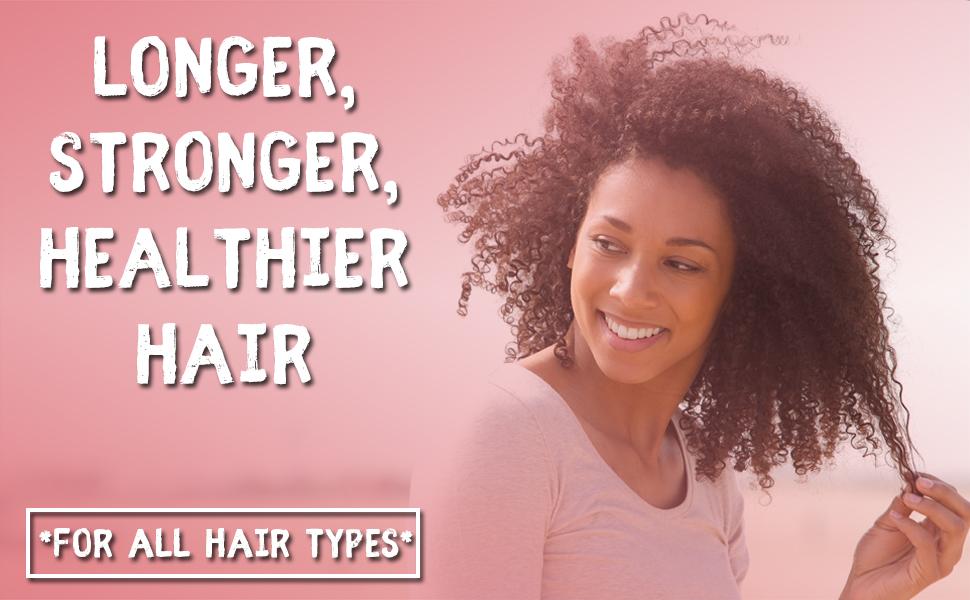 فيتامينات نمو الشعر بيوتين غوميز - بشعر وفيتامينات للشعر لنمو أسرع للشعر