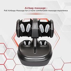 full airbag foot massage