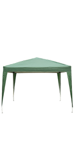 Outsunny 2.7m x 2.7m Garden Gazebo Marquee Party Tent