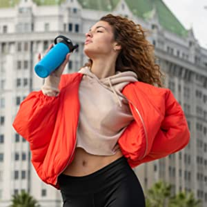 X-SportsBottle Go Where you want to go.