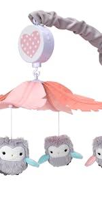 Sweet Owl Dreams Mobile