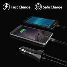 Lightning Car charger