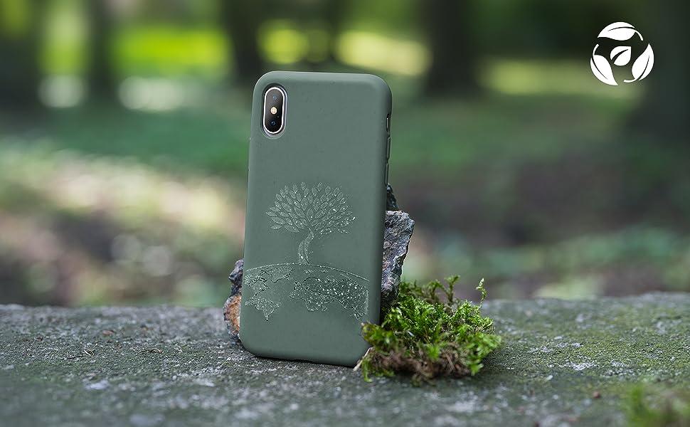 bioio bio case smartphone schutzen