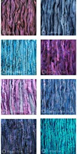 bfl green fiber wool roving spinning felting merino hand dyed pencil roving cruelty free sustainable