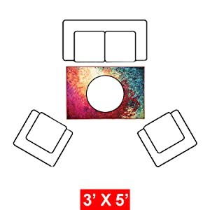 Carpet 3x5