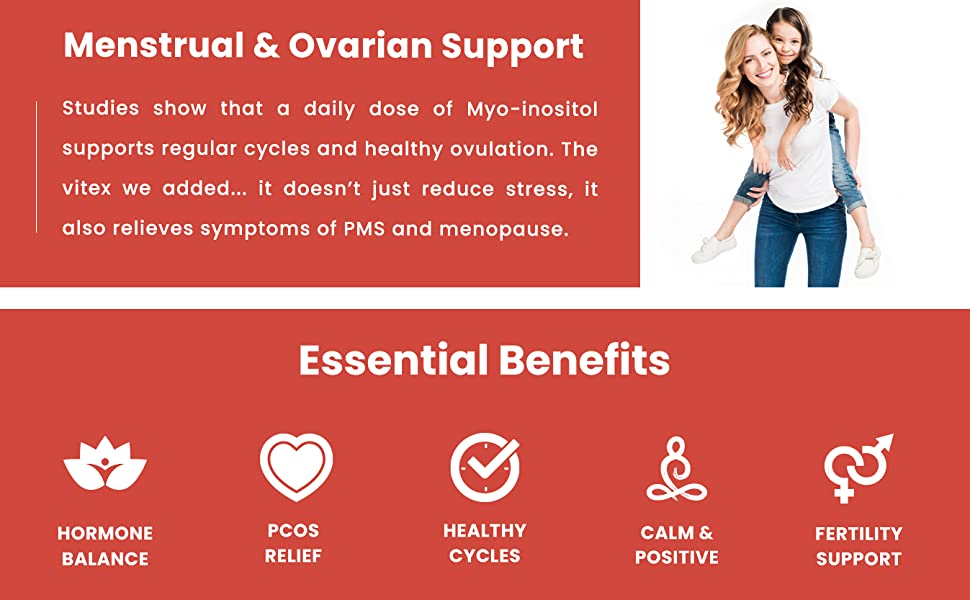 ovarian supplement for ovaries for women
