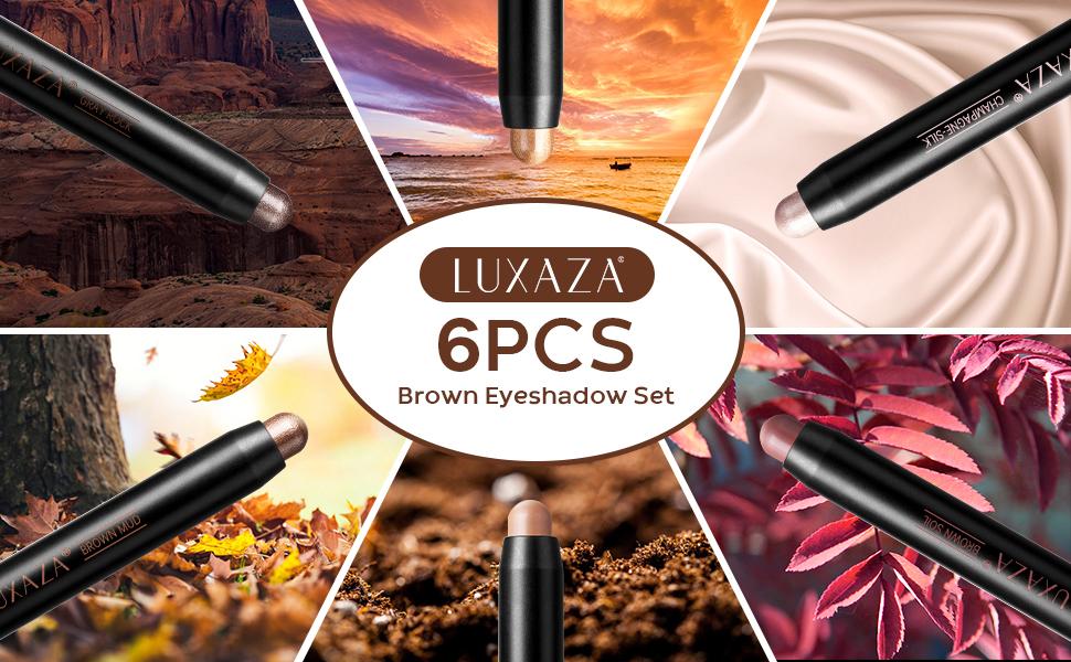 neutral brown eyeshadow