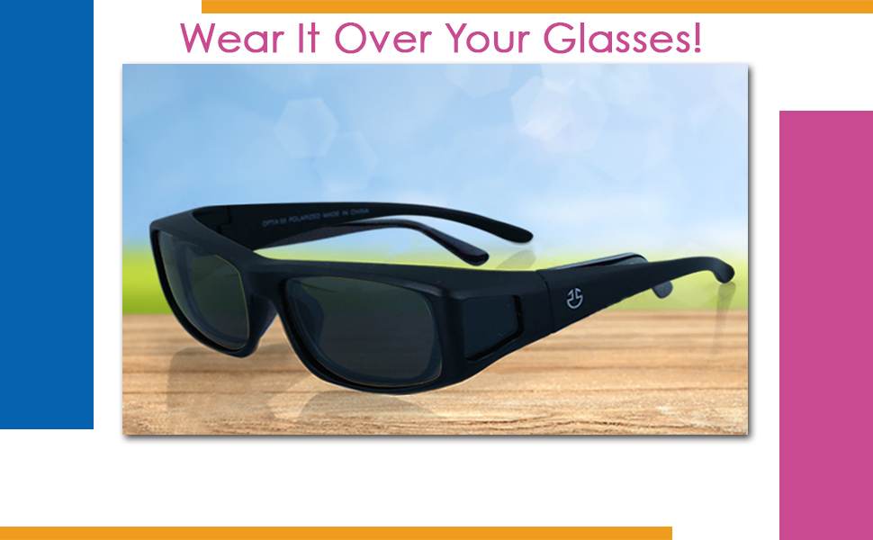 UV protected wraparound sunglasses for teenagers