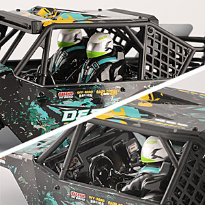 Full-Scale Roll Cage