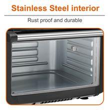 Stainless Steel Interior