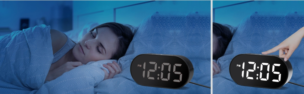 usb alarm clock