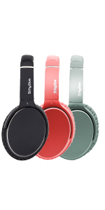 Srhythm NC25 Active Noise Cancelling Headphones Foldable