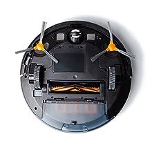Mellerware Robot Aspirador City Move. 1400 Pa, Tecnología ...