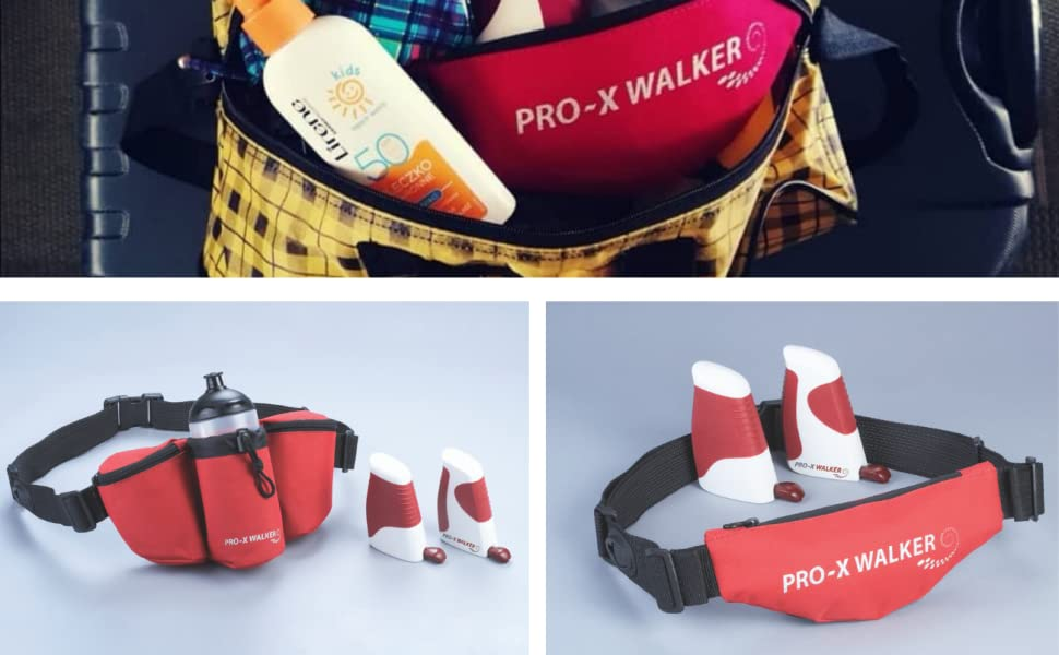 Walk or run effectively against the resistance Pro-X Walker