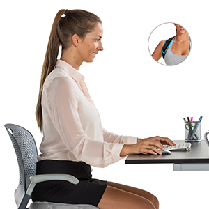 posture corrector under clothes