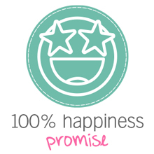 100% Happiness Promise | RuffleButts