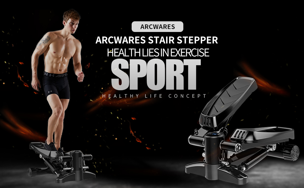 steppers for exercise
