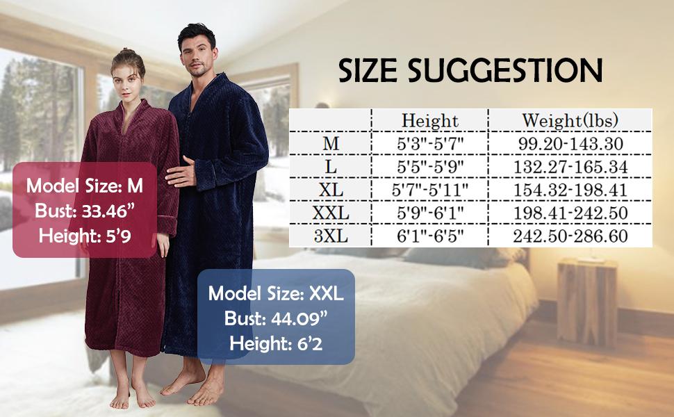 ladies housecoat dress gown