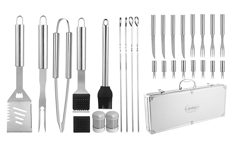 barbecue ustensiles bbq outils bbq ustensiles coffret accessoire barbecue coffret set barbecue