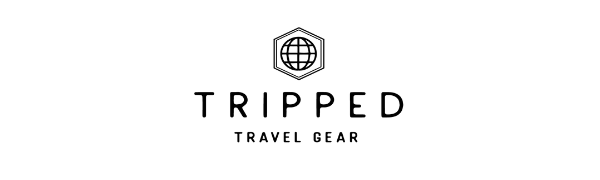 tripped travel gear, tim and fin, travel gear, toiletry bag, toiletry bag set, toiletry bags