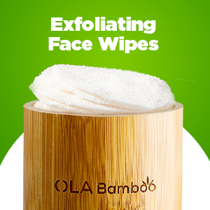 oil absorbent pads wipes bamboo containers baby wipes
