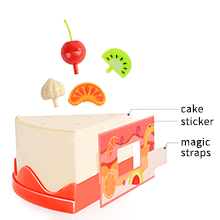 Toy DIY cake
