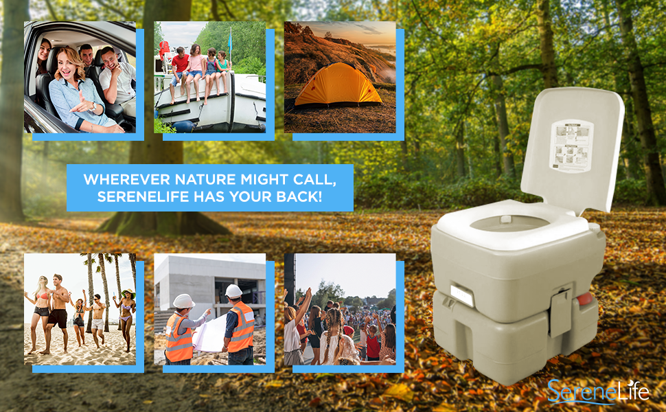 B07218B4DQ-serenelife-outdoor-portable-toilet-with-carry-bag-footer-banner