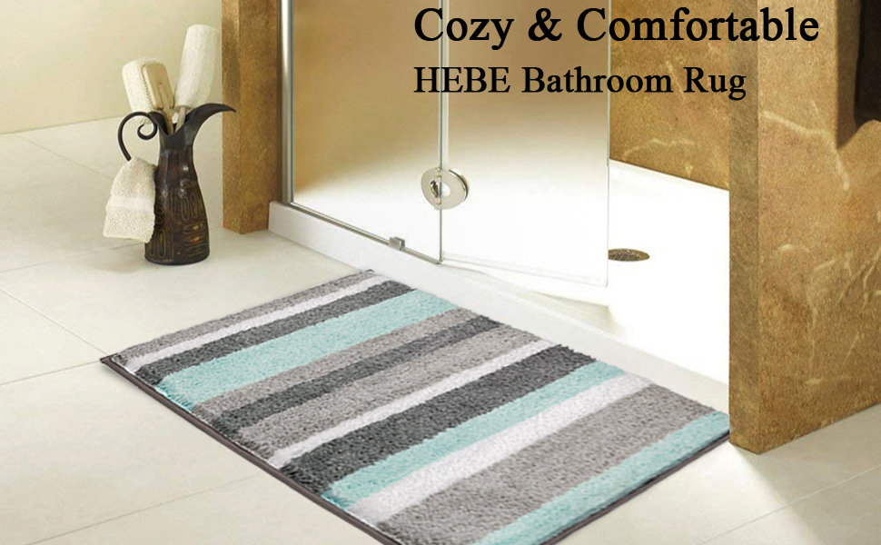microfiber bath rugs for bathroom floor