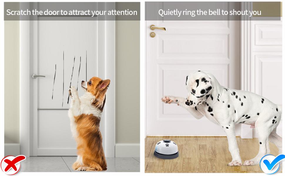 dog bells for training