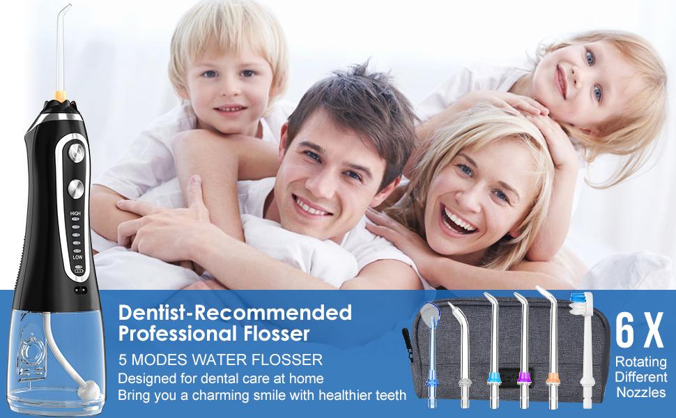 profesyonel diş duşu