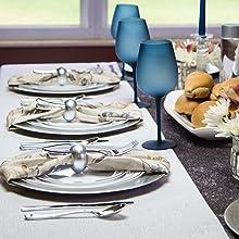Plastic Plates, Dinner, Wedding, Event